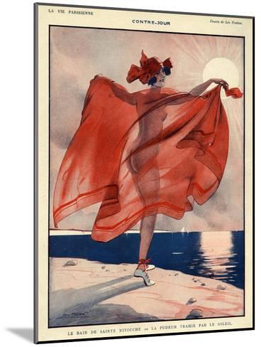 La Vie Parisienne, Leo Fontan, 1923, France--Mounted Giclee Print