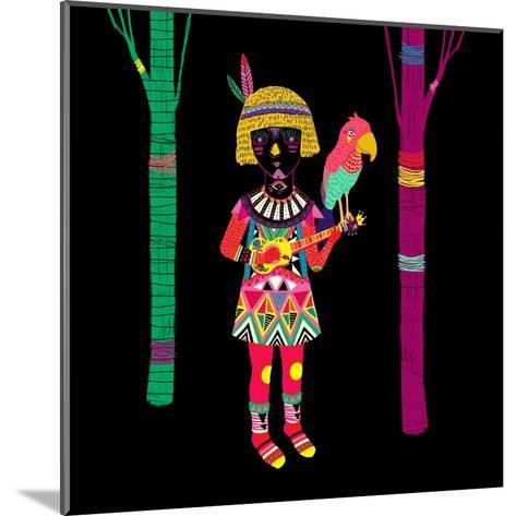 I Don't Have Any Title-Diela Maharanie-Mounted Art Print