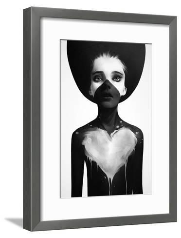 Hold On-Ruben Ireland-Framed Art Print