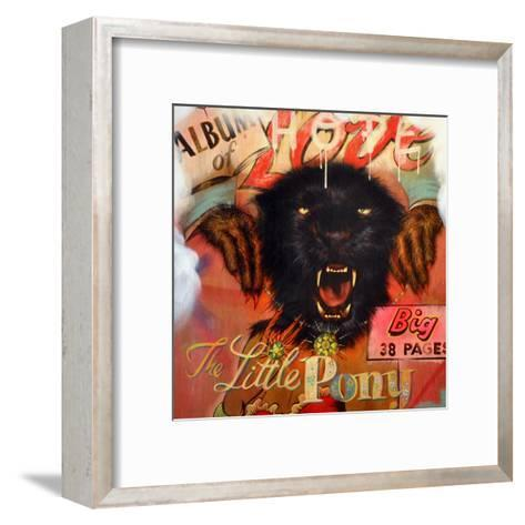 Album of Hope-Shark Toof-Framed Art Print