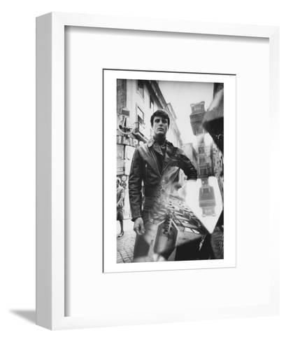 GQ - October 1968-Leonard Nones-Framed Art Print
