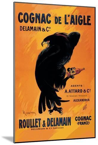 Cognac De L'Aigle-Leonetto Cappiello-Mounted Art Print