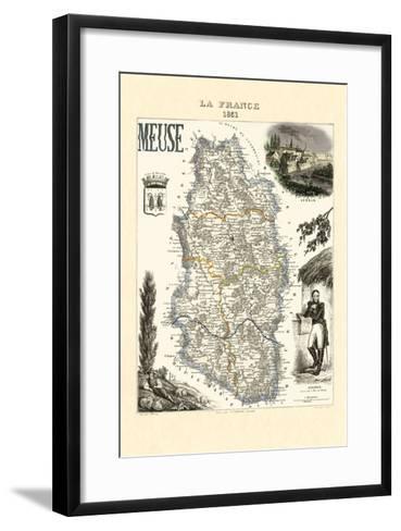 Meuse-Par M. Vuillemin-Framed Art Print