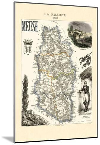 Meuse-Par M. Vuillemin-Mounted Art Print