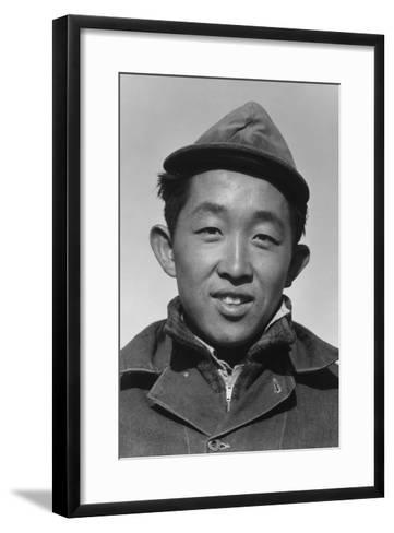 Richard Kobayashi, Farmer-Ansel Adams-Framed Art Print