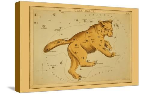Ursa Major-Aspin Jehosaphat-Stretched Canvas Print