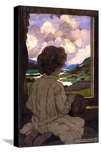 The Journey-Elizabeth Shippen Green-Stretched Canvas Print