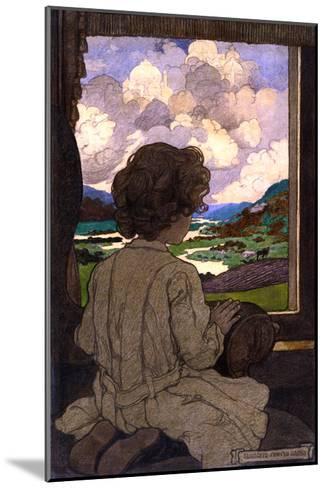 The Journey-Elizabeth Shippen Green-Mounted Art Print