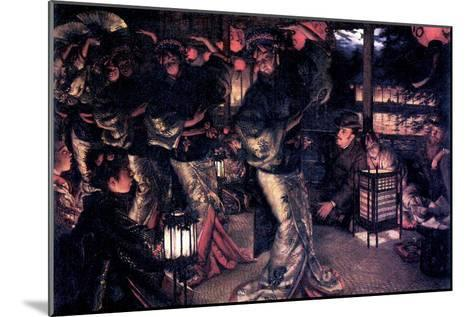 The Prodigal Son in Modern Life - in Foreign Countries-James Tissot-Mounted Art Print
