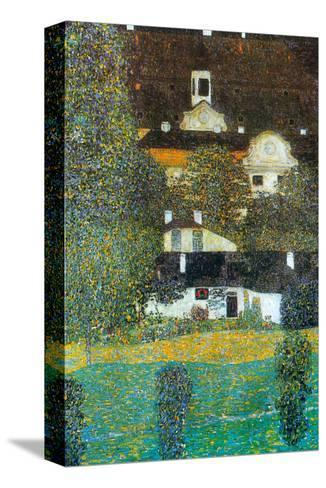 Castle Chamber at Attersee Ii-Gustav Klimt-Stretched Canvas Print