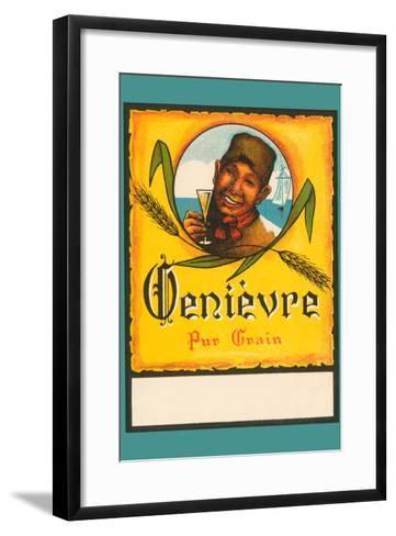 Genievre Pur Grain--Framed Art Print