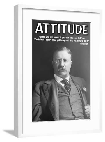 Attitude-Wilbur Pierce-Framed Art Print