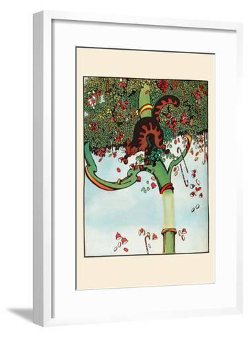 Candy Tree Treats-Eugene Field-Framed Art Print
