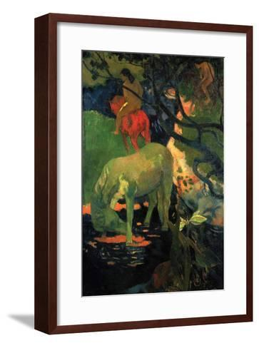 The Mold-Paul Gauguin-Framed Art Print