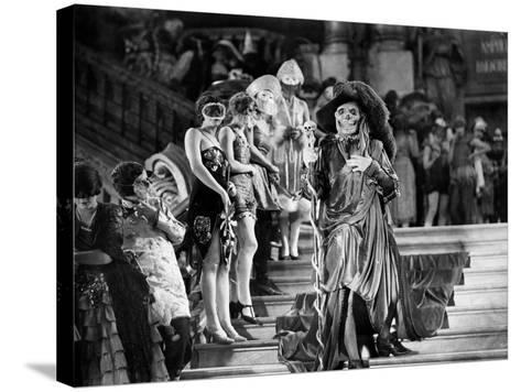 Phantom of the Opera, 1925--Stretched Canvas Print