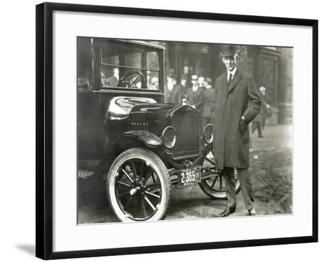 Henry Ford (1863-1947)--Framed Art Print