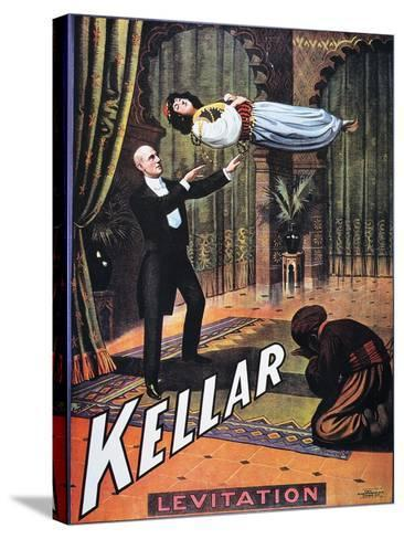 Harry Kellar: Poster, 1904--Stretched Canvas Print