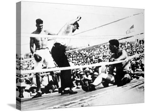 Jack Dempsey (1895-1983)--Stretched Canvas Print