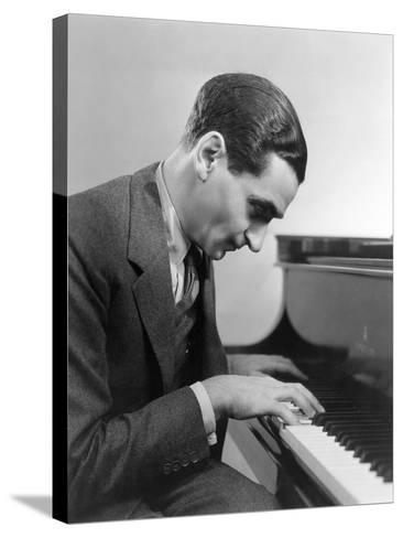Irving Berlin (1888-1989)--Stretched Canvas Print