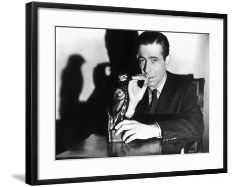 The Maltese Falcon, 1941--Framed Art Print