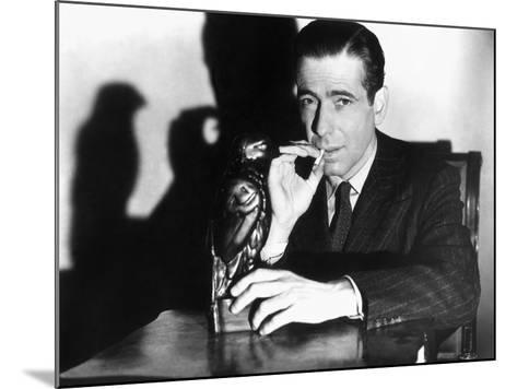 The Maltese Falcon, 1941--Mounted Giclee Print