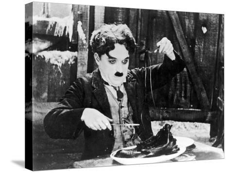 Chaplin: The Gold Rush--Stretched Canvas Print