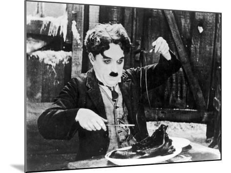 Chaplin: The Gold Rush--Mounted Giclee Print