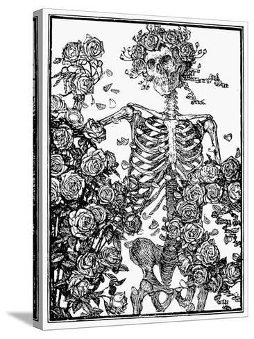 Omar Khayam: Rubaiyat-Edmund J^ Sullivan-Stretched Canvas Print