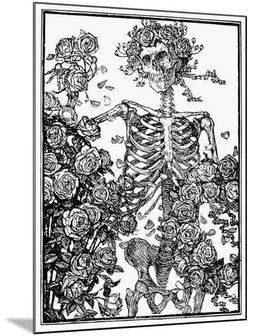 Omar Khayam: Rubaiyat-Edmund J^ Sullivan-Mounted Giclee Print
