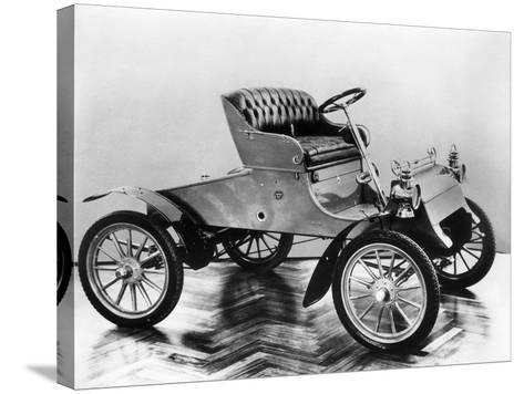 Model a Ford, 1903--Stretched Canvas Print