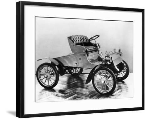 Model a Ford, 1903--Framed Art Print
