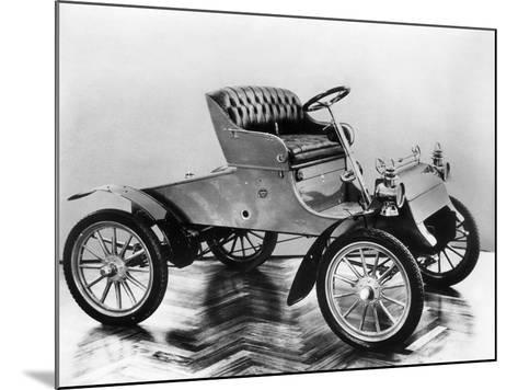 Model a Ford, 1903--Mounted Giclee Print