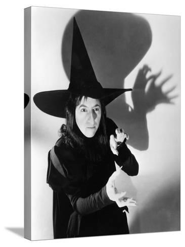 Wicked Witch of the West--Stretched Canvas Print