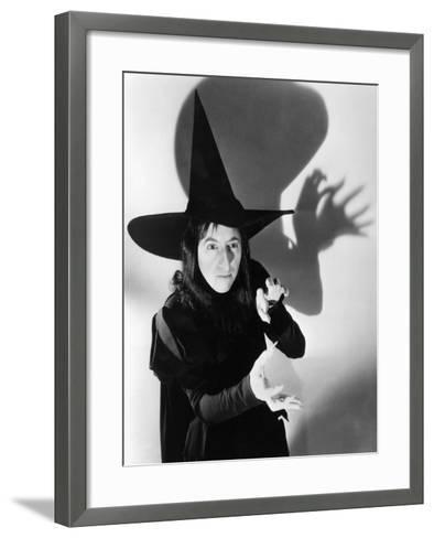 Wicked Witch of the West--Framed Art Print