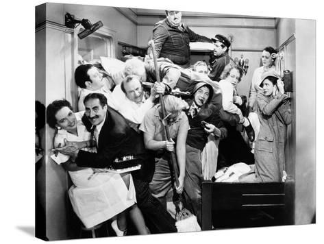 The Marx Brothers, 1935--Stretched Canvas Print