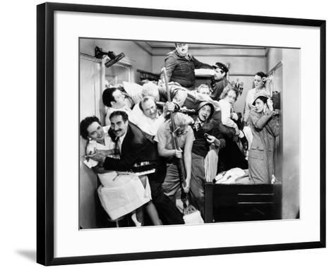 The Marx Brothers, 1935--Framed Art Print