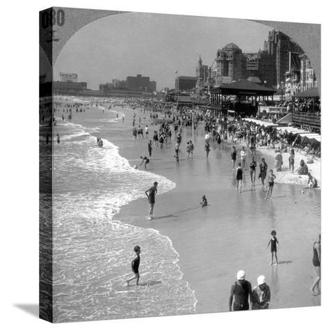Atlantic City, 1920s--Stretched Canvas Print