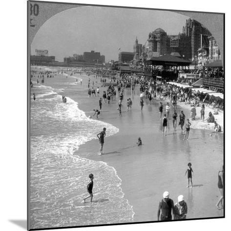 Atlantic City, 1920s--Mounted Giclee Print