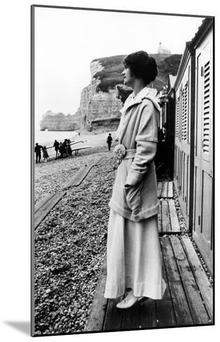 Gabrielle 'Coco' Chanel--Mounted Giclee Print