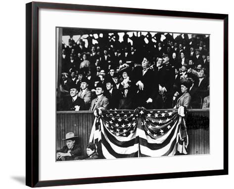 William Howard Taft--Framed Art Print