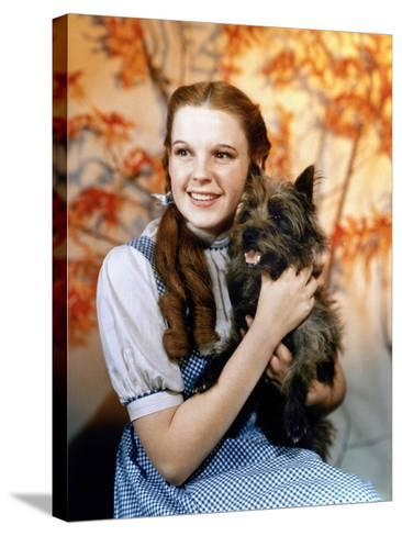 Wizard of Oz, 1939--Stretched Canvas Print