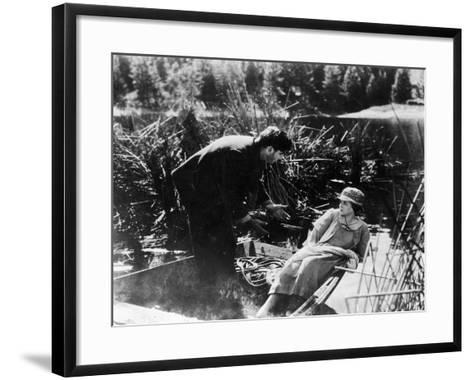 Film: Sunrise, 1927-Fredrich Wilhelm Murnau-Framed Art Print