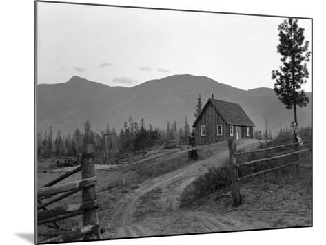 Idaho: Farm, 1939-Dorothea Lange-Mounted Giclee Print