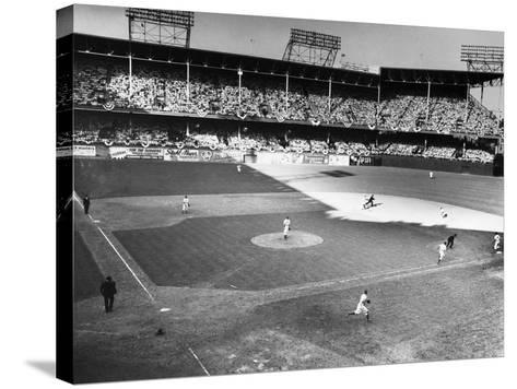 World Series, 1941--Stretched Canvas Print