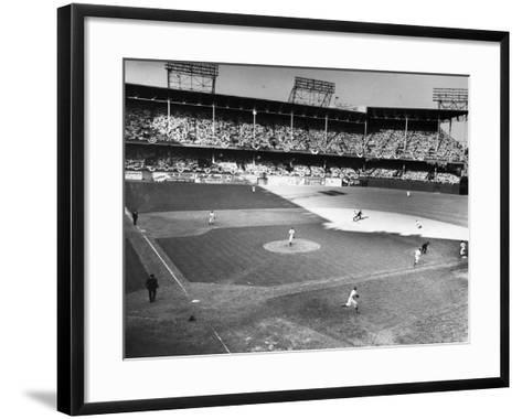 World Series, 1941--Framed Art Print