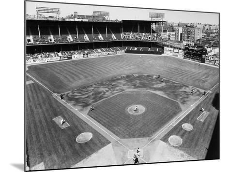 Baseball Game, c1953--Mounted Giclee Print