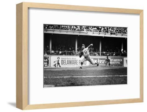 Sandy Koufax (1935-)--Framed Art Print