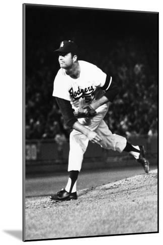 Don Drysdale (1936-1993)--Mounted Giclee Print