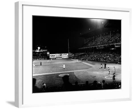Ebbets Field, 1957--Framed Art Print