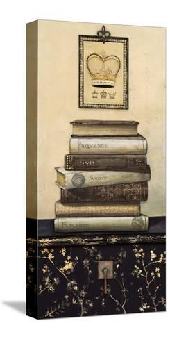 Book Story 2-Arnie Fisk-Stretched Canvas Print